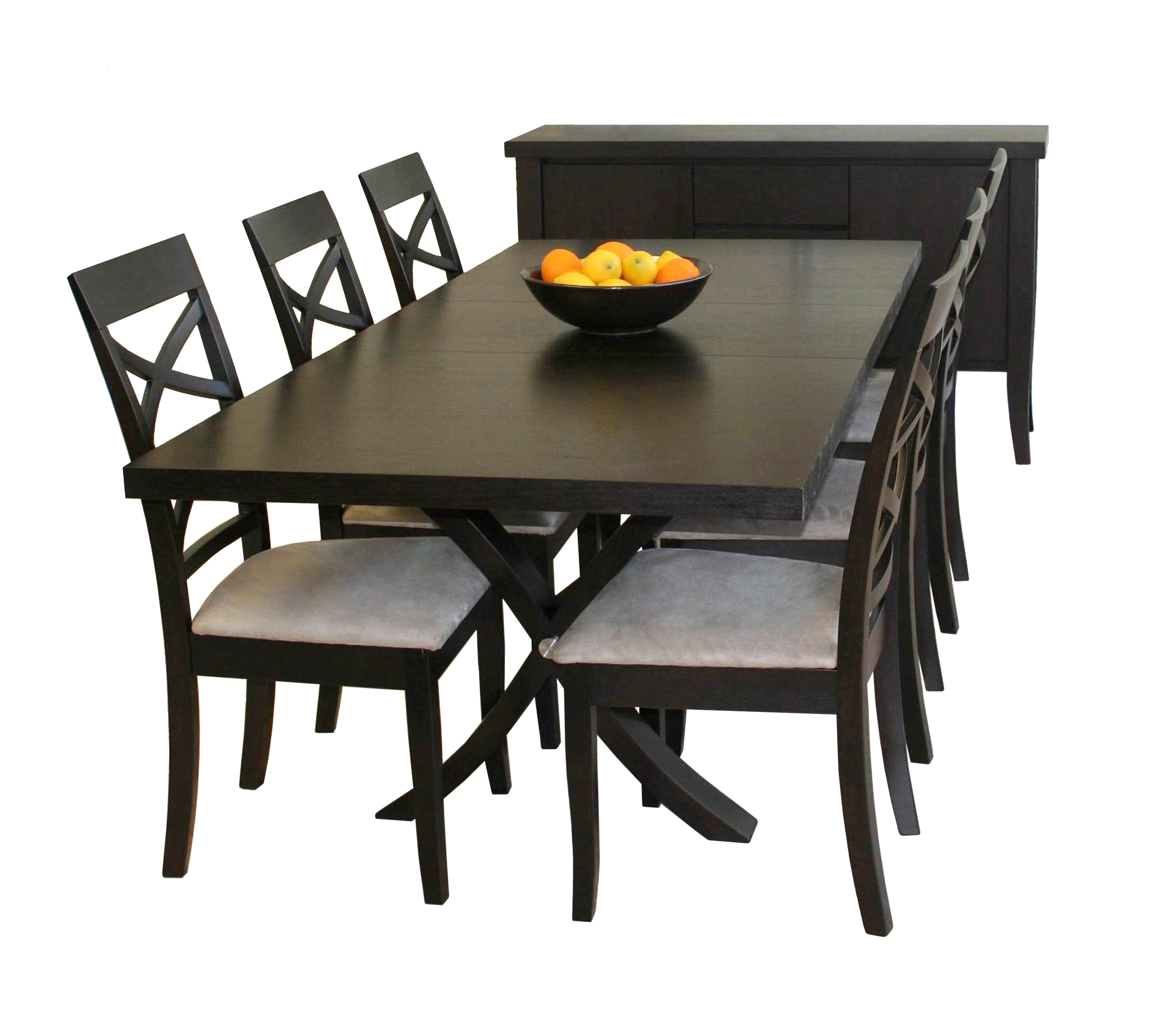 Furniture chandigarh panchkula haryana trendz wooden for Dining table images